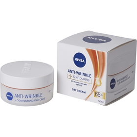 Dagcreme Nivea Day Care Anti Wrinkle +65, 50 ml, 3609237
