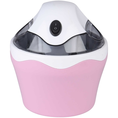 Glassmaskin Voltage, 7W egen glass på mindre än 30min, rosa, 5001148