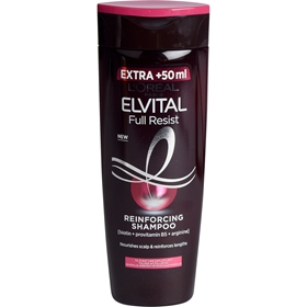 Schampo L'Oréal Paris Elvital Full Resist, 300 ml, 3609372