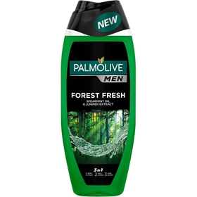 Duschcreme Palmolive Men Forest Fresh, 500 ml, 3609178