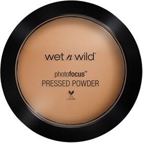 Fast puder Wet n Wild Photo Focus Pressed Powder 826C Golden Tan, 3607931