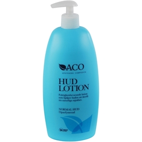 Bodylotion ACO Hudlotion, oparfymerad för normal hud 500 ml, 3606550