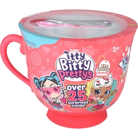 Samlarfigur Itty Bitty Prettys Tea Party Big Teacup Playset, 28 delar, 3113460