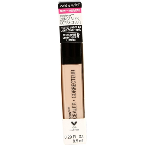 Concealer Wet n Wild Photo Focus Concealer Correcteur, 3608814