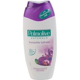 Duschcreme Palmolive Irresistible Softness Black Orchid, 250 ml, 3604433