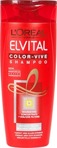 Schampo L'Oréal Paris Elvital Color-Vive, 250 ml, 3602976
