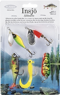 Dragsortiment Fladen Fishing Insjö, abborre 6-12g 5-pack, 1000740