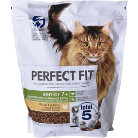 Torrfoder Perfect Fit Senior Kyckling, 1,4 kg, 4100350