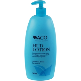Bodylotion ACO Hudlotion, parfymerad för normal hud 500 ml, 3606549