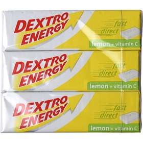 Druvsocker Dextro Energy Citrus, 3-pack (3x47 g), 4005858
