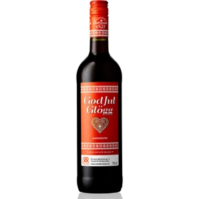 Glögg Saturnus God Jul, alkoholfri 750 ml, 4000321