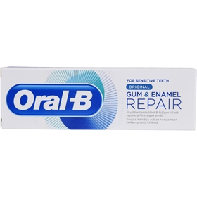 Tandkräm Oral-B Gum & Enamel Repair Original, 75 ml, 3608230