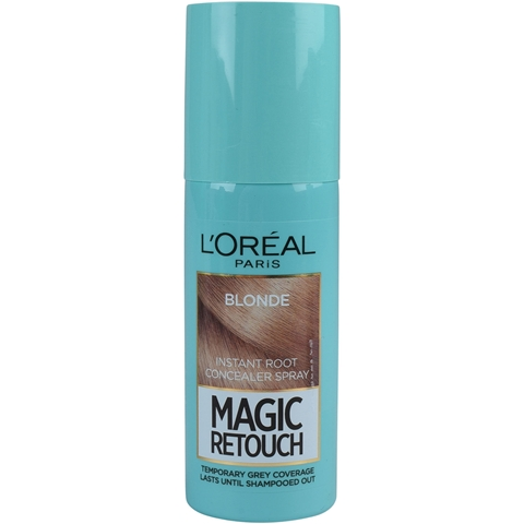 Färgspray L'Oréal Paris Magic Retouch Instant Root Concealer Hair Spray Blonde, 75 ml, 3608273