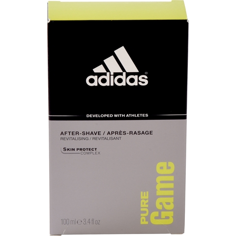 Aftershave Adidas Pure Game, 100 ml, 3604119