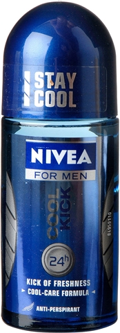Deo roll-on Nivea For Men Cool Kick, 50 ml, 3601502
