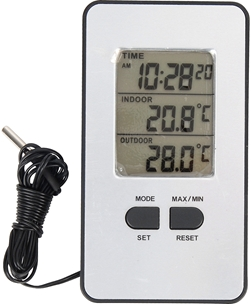 Termometer Connect, digital Ute-/Innetermometer, 3502216
