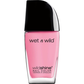 Nagellack Wet n Wild Wild Shine Nail Color #455B Tickled Pink, 3606264