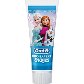 Barntandkräm Oral-B Pro Expert Stages Frozen 8+ år, 75 ml, 3606742