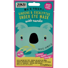 Ansiktsmask JiinJu Ginseng & Eucalyptus Under Eye Mask, 3 ml, 3608968
