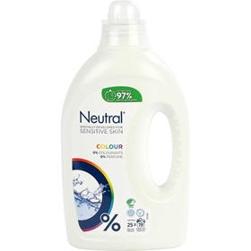 Flytande tvättmedel Neutral Color, 1 liter, 3608609