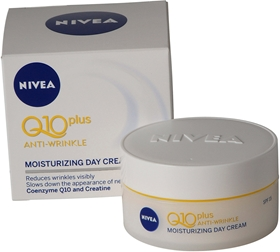 Dagcreme Nivea Q10 Plus Anti-Wrinkle Moisturizing, 50 ml, 1601385