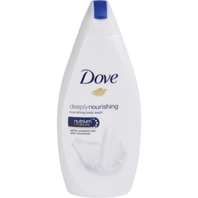 Duschcreme Dove Deeply Nourishing, 500 ml, 3601552