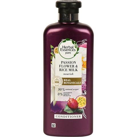 Balsam Herbal Essences Passion Flower & Rice Milk, 360 ml, 3608900