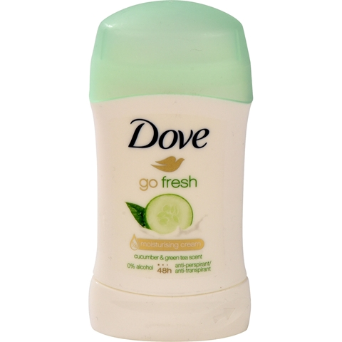 Deostick Dove Go Fresh Cucumber & Green Tea, 40 g, 3608941
