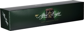 Chokladask Nestlé After Eight, mintchoklad 400 g, 4000213