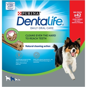 Hundtugg Purina Dentalife Medium, 966 g, 4100383