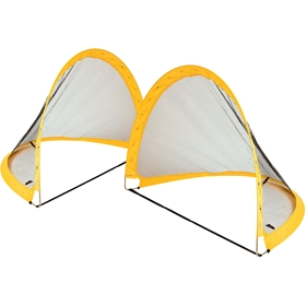 Fotbollsmål Pop-up, 120x86x86 cm 2-pack, 5002636