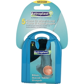 Funktionsplåster Astroplast Medium, 5-pack, 3606818