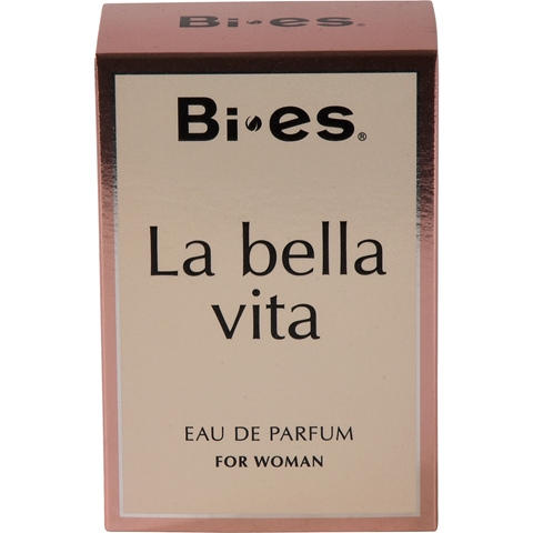 EdP Bi-Es La Bella Vita, 100 ml, 3608973