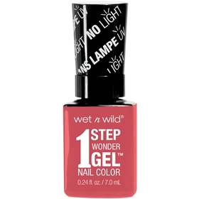 Nagellack Wet n Wild 1 Step WonderGel Nail Color 725A Coral Support, 3607341
