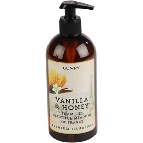 Flytande tvål Gunry Vanilla & Honey, 500 ml, 3604797