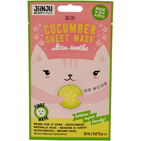Ansiktsmask JiinJu Cucumber Sheet Mask, 22 ml, 3608967