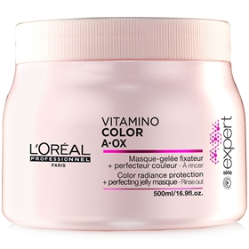 Hårinpackning L'Oréal Professionnel Série Expert Vitamino Color A·OX, 500 ml, 3605202