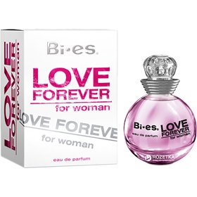 EdP Bi-Es Love Forever White, 100 ml, 3607453
