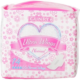 Bindor Gunry Ultra Wings Normal, 14-pack, 1600552