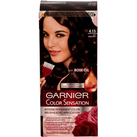 Hårfärg Garnier Color Sensation Icy Chestnut, 3608987