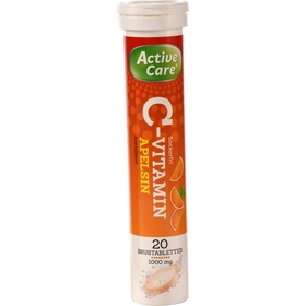 C-vitamin Active Care Apelsin, 3607992
