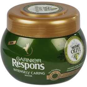 Hårinpackning Garnier Respons Mythic Olive Intensely Caring, 300 ml, 3606690