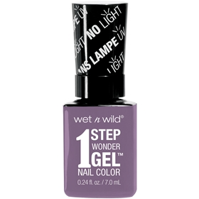 Nagellack Wet n Wild 1 Step WonderGel Nail Color 728A Lavender Out Loud, 3607343