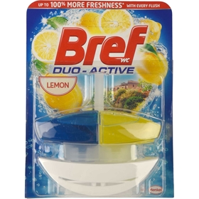 WC-block Bref Duo-Active Lemon, 50 ml, 3602883