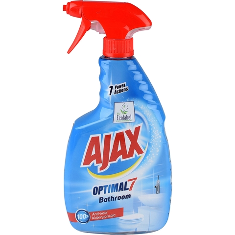 Badrumsrengöring Ajax Optimal 7 Bathroom, 750 ml, 3603471