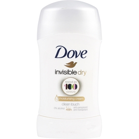 Deostick Dove Invisible Dry, 40 ml, 3608300