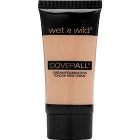 Foundation Wet n Wild, CoverAll Crème Foundation #817 Light underlagscreme, 3605615