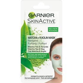 Ansiktsmask Garnier Skin Active Rescue Mask Clay, 13 g, 3608527