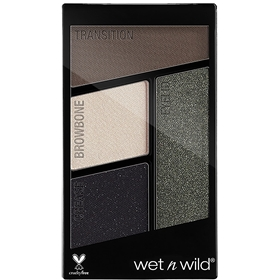 Ögonskugga Wet n Wild Color Icon Eyeshadow Quad - Lights Out, 3608424