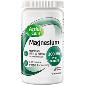Magnesium Active Care, 120-pack, 3607639